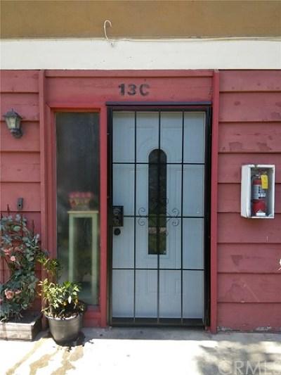 Condo/Townhouse For Sale: 624 S Sullivan Street #13C