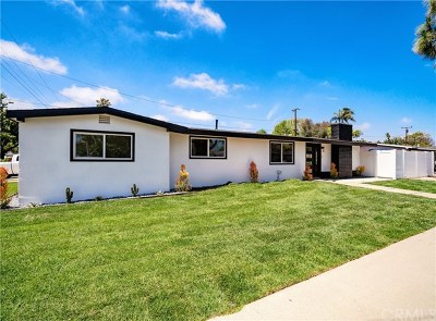 Costa Mesa Single Family Home For Sale: 297 Rose Lane