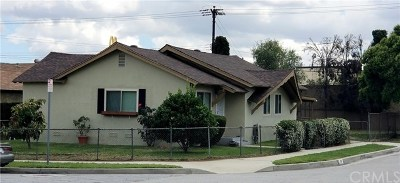 South El Monte Single Family Home For Sale: 1300 Durfee Avenue