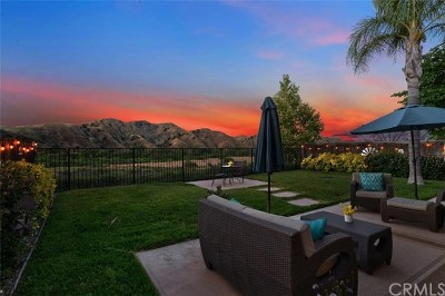 Corona Single Family Home For Sale: 4708 Golden Ridge Drive