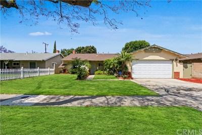 Santa Ana Single Family Home For Sale: 1537 E Stafford Street