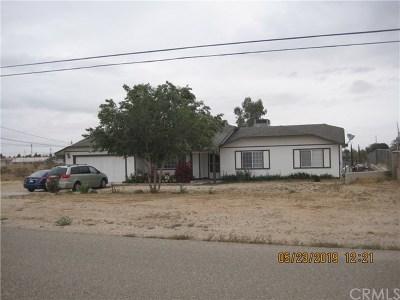 Hesperia Single Family Home For Sale: 17268 Manzanita Street