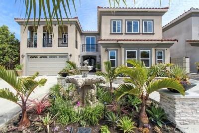 Huntington Beach Single Family Home For Sale: 16742 Bolero Lane