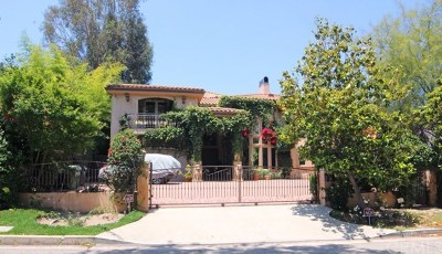 Sherman Oaks CA Single Family Home For Auction: $2,990,000