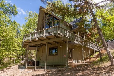 Lake Arrowhead Single Family Home For Sale: 28524 N Shore Road