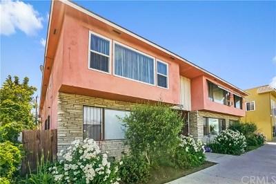 Long Beach Condo/Townhouse For Sale: 728 Cherry Avenue #1