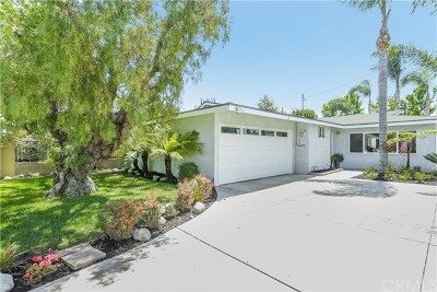 Costa Mesa Single Family Home For Sale: 2110 Elden Avenue