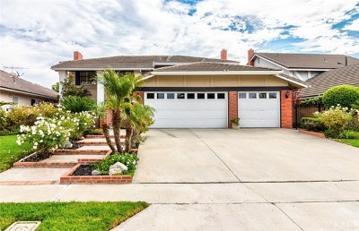 Fullerton Single Family Home For Sale: 1644 Clear Creek Drive