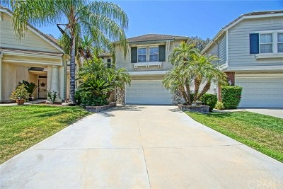 Chino Hills Single Family Home For Sale: 15732 Willow Run Drive