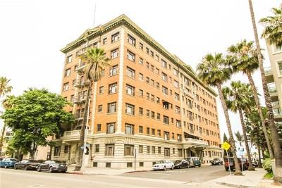 Long Beach Condo/Townhouse For Sale: 1030 E Ocean Boulevard #404