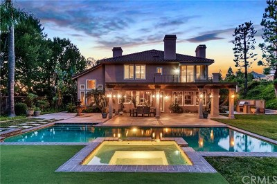 Yorba Linda CA Single Family Home For Sale: $1,520,000