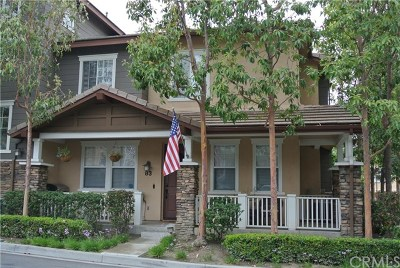 Ladera Ranch Condo/Townhouse For Sale: 83 Chadron Circle