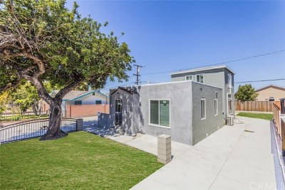 Garden Grove Single Family Home For Sale: 10131 Imperial Avenue