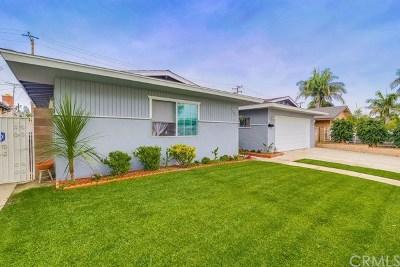 Santa Ana Single Family Home For Sale: 2505 Park Drive