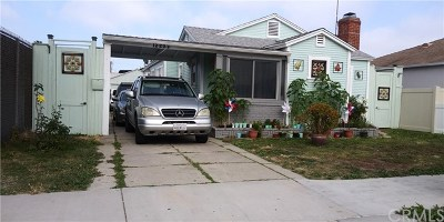Hawthorne Single Family Home For Sale: 12222 Eucalyptus Avenue