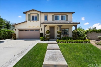 Eastvale Single Family Home For Sale: 6975 Woodrush Way
