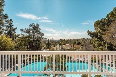 North Tustin Single Family Home For Sale: 19872 Highcrest Circle
