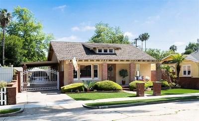 Santa Ana Single Family Home For Sale: 330 W 19th Street