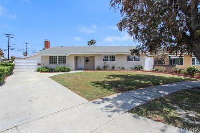 Huntington Beach Single Family Home For Sale: 6961 Lenis Circle