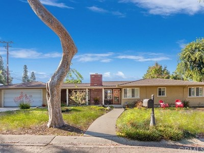 Fullerton Single Family Home For Sale: 101 E La Entrada Place