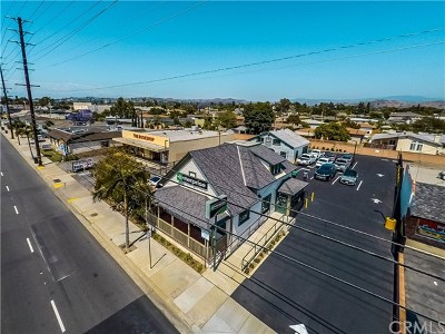 Orange County Commercial For Sale: 745 N Tustin Street
