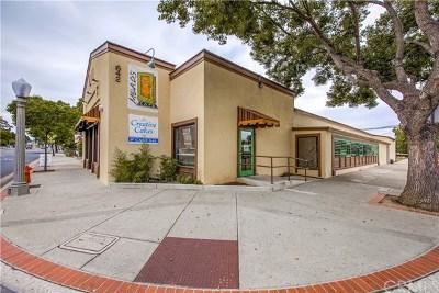 Orange County Commercial For Sale: 642 W Chapman Avenue