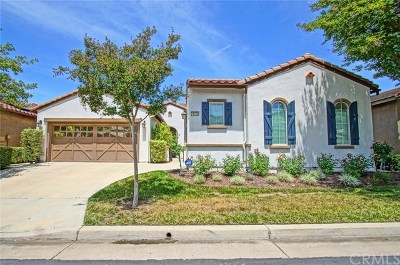 Corona Single Family Home For Sale: 24258 Owl Court