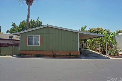Anaheim Mobile Home For Sale: 320 N Park Vista Street