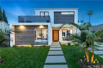Los Angeles Single Family Home For Sale: 726 N Cherokee Avenue
