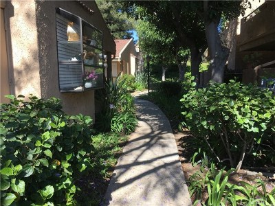 Yorba Linda Rental For Rent: 4788 Lakeview Avenue #59
