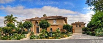 Yorba Linda Single Family Home For Sale: 18910 Sunny Slope