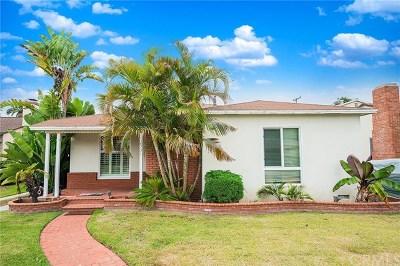 Long Beach Single Family Home For Sale: 2531 Maine Avenue