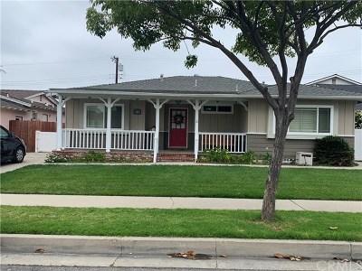 La Habra Rental For Rent: 421 Parsons Street