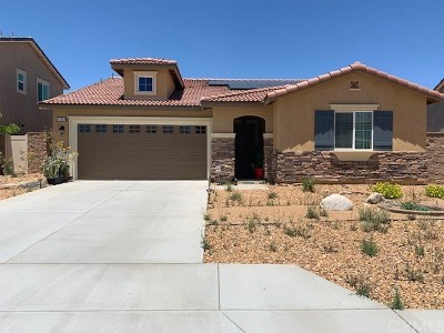 Victorville Single Family Home For Sale: 11914 Andrews Place