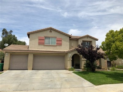Winchester Single Family Home Active Under Contract: 32276 Yosemite Street
