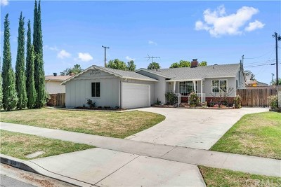 Placentia Single Family Home For Sale: 604 Moonbeam Street