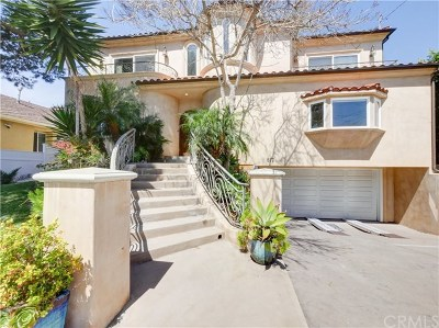 Los Angeles County Rental For Rent: 817 Garnet Street