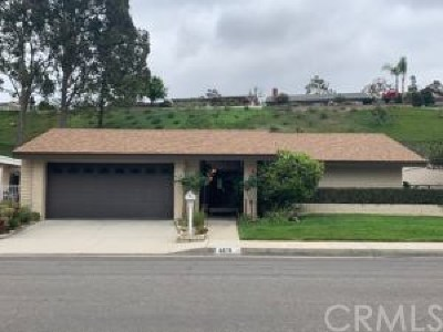Anaheim Hills Single Family Home For Sale: 6578 E Via Estrada