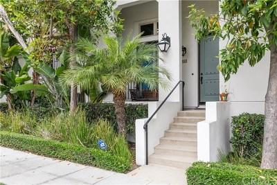 Long Beach Condo/Townhouse For Sale: 1744 Grand Avenue #6