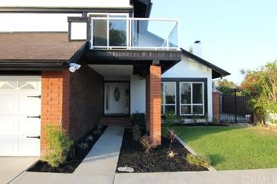 La Mirada Single Family Home For Sale: 13132 Cheverton Drive