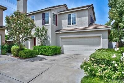 Placentia Single Family Home For Sale: 607 La Marr Lane