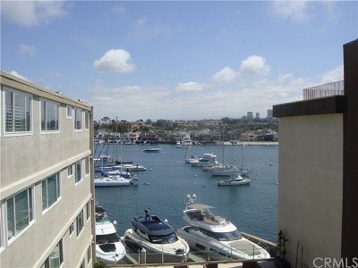 Newport Beach Rental For Rent: 310 Fernando Street #411