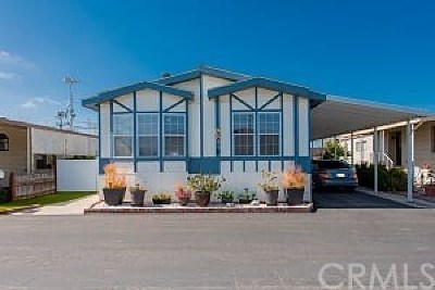 Costa Mesa Mobile Home For Sale: 1750 Whittier Ave