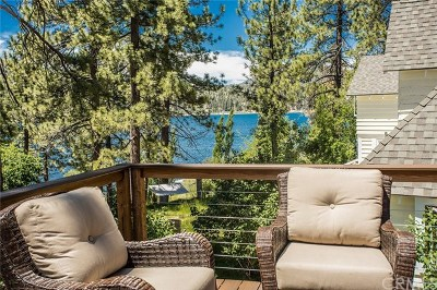 Big Bear Single Family Home For Sale: 39080 Waterview Drive