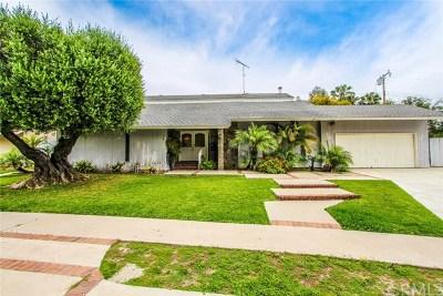 La Habra Single Family Home For Sale: 920 Whitebook Drive
