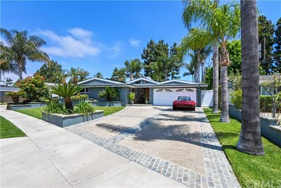 Costa Mesa Single Family Home For Sale: 364 Princeton Drive