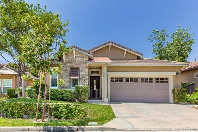 Corona Single Family Home For Sale: 9145 Wooded Hill Drive