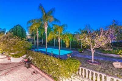 La Habra Heights Single Family Home For Sale: 1965 Chota Road
