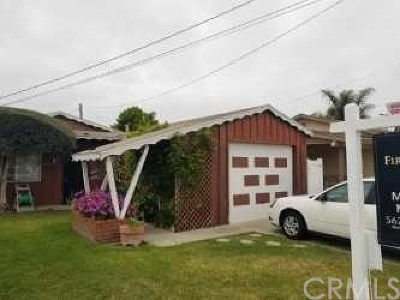 Artesia Single Family Home For Sale: 12238 Academy Way
