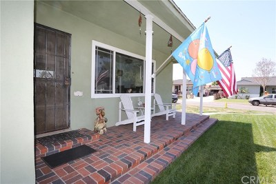 Downey Single Family Home For Sale: 12732 Orizaba Avenue